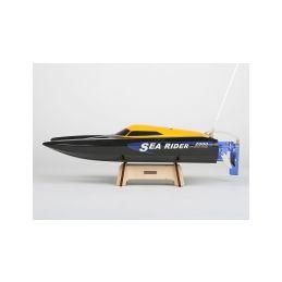 Offshore Sea Rider RTR set (černá, červená, žlutá) - 4
