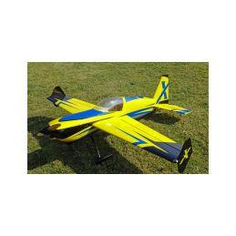 """52"""" Slick 580 EXP - Žlutá/Modrá 1,32m - 1"""