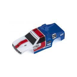 MT28 lakovaná karoserie, modro/bílá - 1