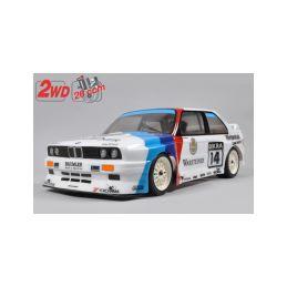 FG Challange podvozek, 2WD, lakovaná karoserie BMW M3 E30 - 1