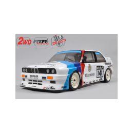 FG RTR Challange podvozek, 2WD, lakovaná karoserie BMW M3 E30 - 1