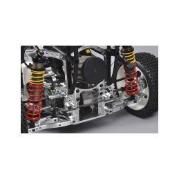 FG Leopard 2020 Competition Buggy, 2WD, čirá karoserie + centrální hydr. brzda - 7