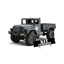 FUNTEK CR4 1/16 4WD - modro šedá barva - stavebnice - 1