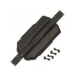 Podvozek + zámky krytu baterie - Antix MT-1/MT12 NEO - 1