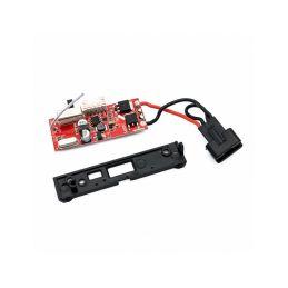 RX12 přijímač 2,4GHz + regulace jednotka - 1
