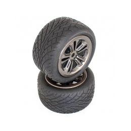 RX12 rally gumy nalepené - 1