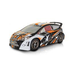 RX-12 elektro Rally auto - 2.4GHz RTR - oranžový (2wd) - 1