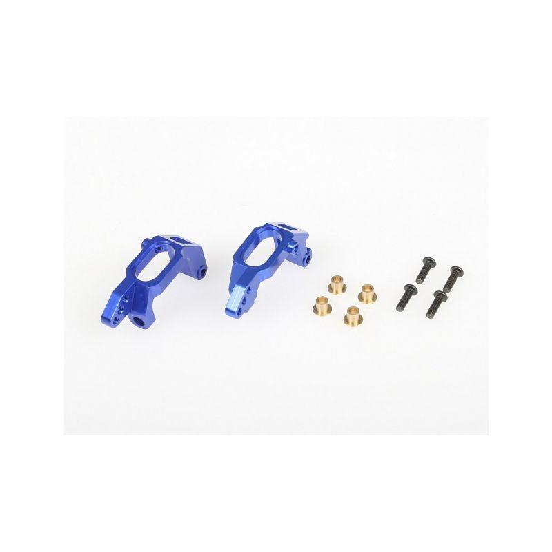 Závěs předního kola - ALU (modrý) 2ks (102010) - 1