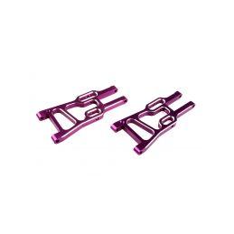 Přední spodní ramena, ALU, 2ks. (fialové) - 1