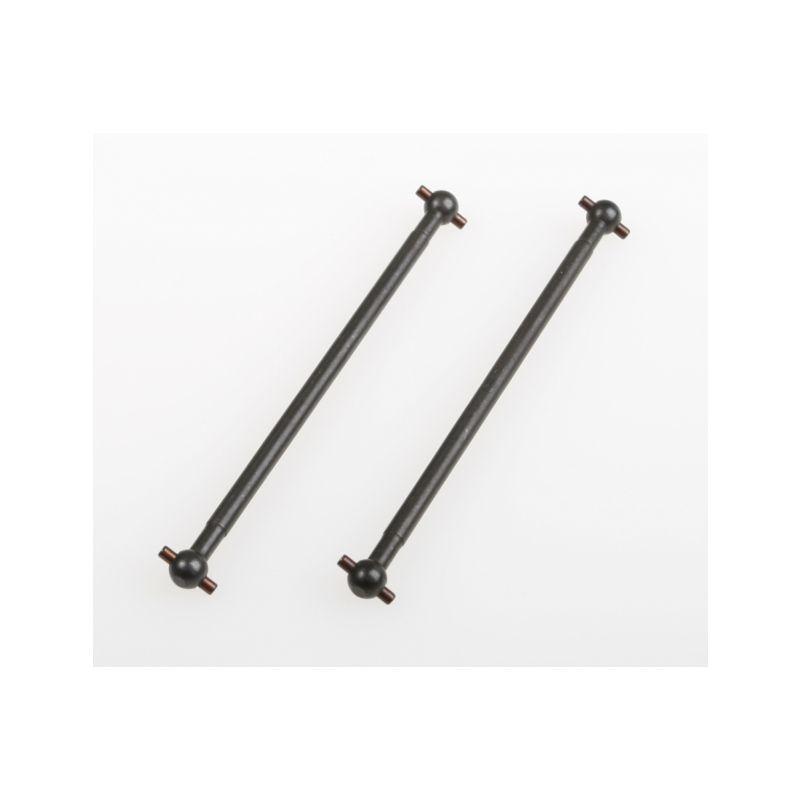 Poloosy – přední/zadní 89.5mm, 2ks. - 1