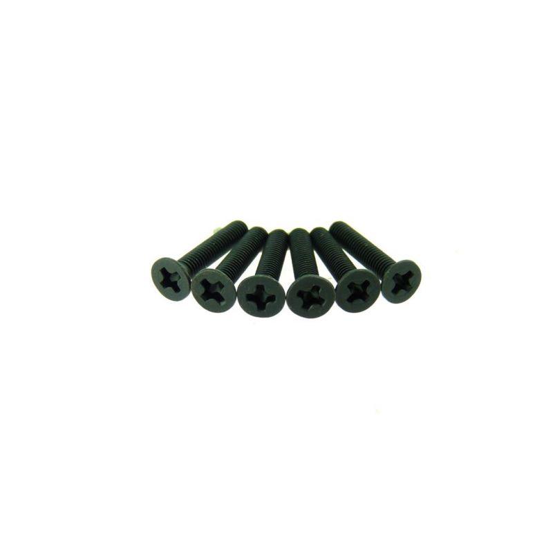 Zápustný šroub 3x16 mm (6 ks) - 1
