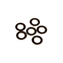 Podložky 9x5,1x0,8 mm (6 ks) - 1