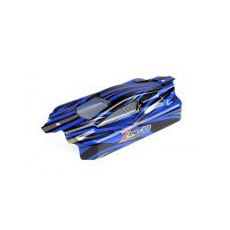 Karoserie lakovaná pro Zenit XB modrá - 1