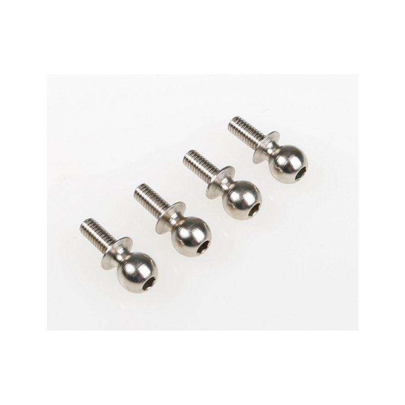 Kulička kloubku (servo) 8mm 4ks 1/5 - 1
