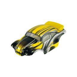 Karoserie Beetle 1:10 žlutá - 1