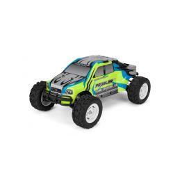 HIMOTO Monster Truck 1/12 RTR - PROWLER MT (žluto/modrá) - 1