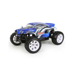 HiMOTO Beetle Truck 1:10 elektro RTR set 2,4GHz modrá - 1
