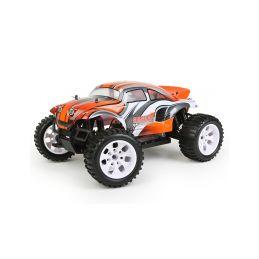 HiMOTO Beetle Truck 1:10 elektro RTR set 2,4GHz oranžová - 1