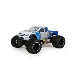 HIMOTO 1:5 MEGAP Monster truck 2,4GHz 32ccm Modrý - 1