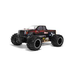 HIMOTO 1:5 MEGAP Monster truck 2,4GHz 32ccm Černý - 1
