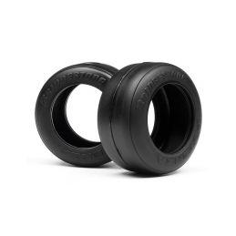 Pneumatiky Bridgestone FT01 slick M směs (přední) - 1