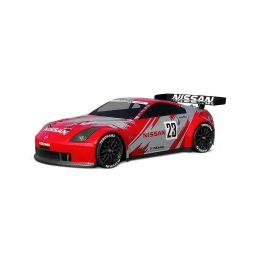 Karoserie čirá Nissan 350Z Nismo GT RACE (200 mm) - 1