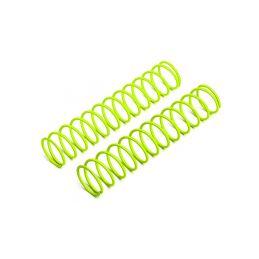 Pružina tlumiče 23x135x2.1mm 13závitů (žlutá měkká/2ks) - 1