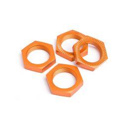 Matice kola 24mm (oranžové/4ks) - 1