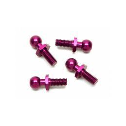 Kloubky 4.7 X 14mm fialové - 1