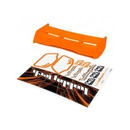 Oranžové plastové HIGH DOWN FORCE křídlo - 1