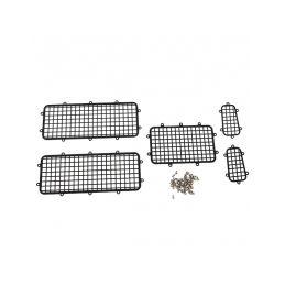 Kovové mřížky do oken pro TRX-4 - 1