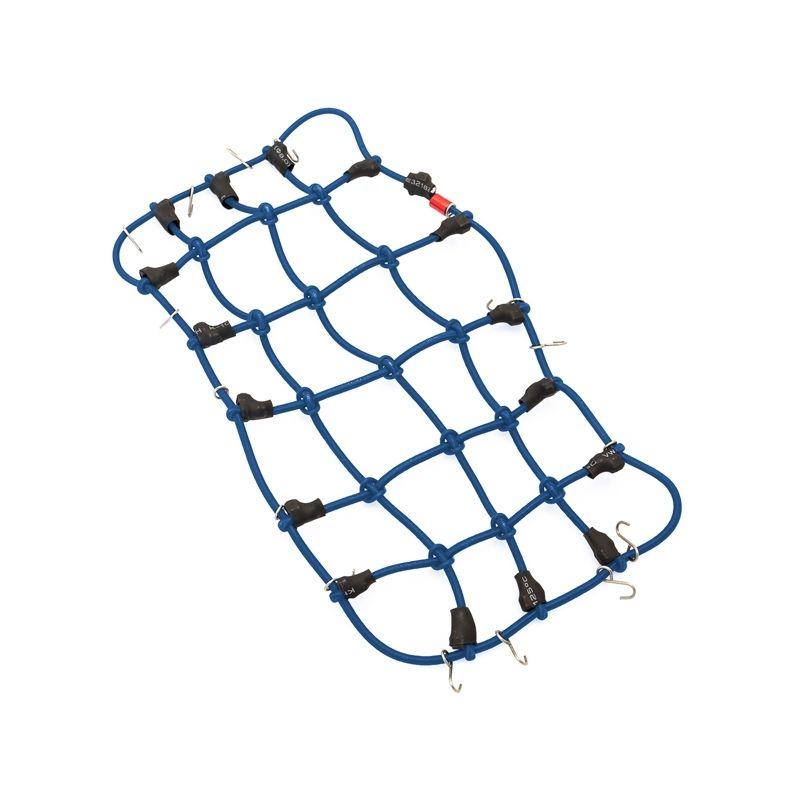 Bezpečnostní a upěvňovací síť pro expediční auta (190x100mm) - modrá - 1