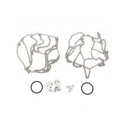 Sněhové řetězy pro 2.2 (120mm) gumy, 2 ks. - 1