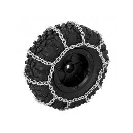 Sněhové řetězy pro 2.2 (120mm) gumy, 2 ks. - 3