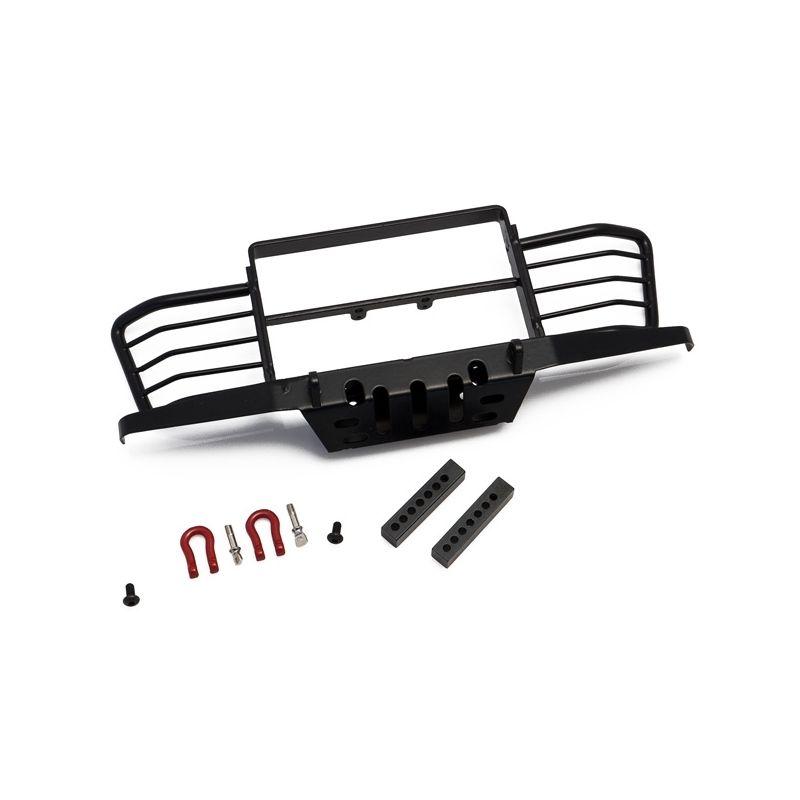 Kovový přední nárazník pro D90-D100-D130 TRX-4 - TYP B - 1