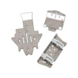 Spodní hliníková ochrana šasi pro TRX-4 - 1