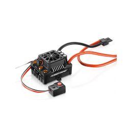 EZRUN MAX8 V3 s TRX konektorem - černý -regulátor - 1