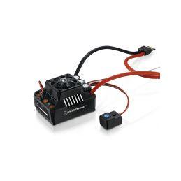 EZRUN MAX6 V3 s TRX konektorem - černý -regulátor - 1