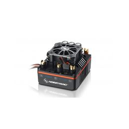 XERUN XR8 PLUS - černý - regulátor - 1