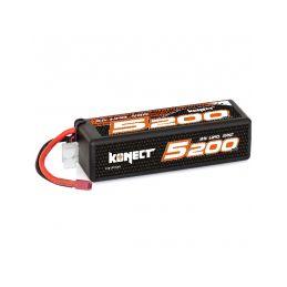 KONECT LiPo 5200mah 11.1V 50C 3S1P 57,7Wh (T-Dean ) - 1