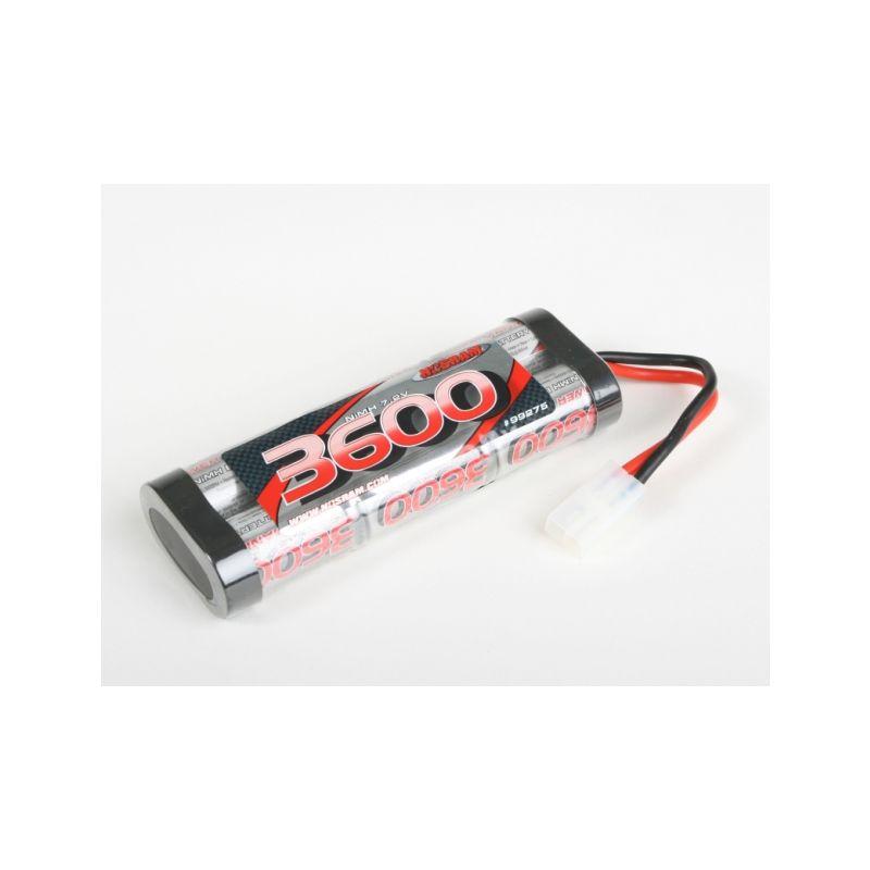 Power pack 3600mAh 7.2V NiMH StickPack - 1