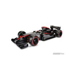 Zadní křídlo pro F1, černé - 2