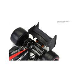 Zadní křídlo pro F1, černé - 3