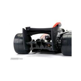 Zadní křídlo pro F1, černé - 4