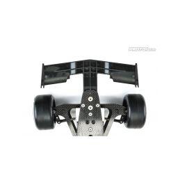 Přední křídlo pro F1 V2, černé - 3