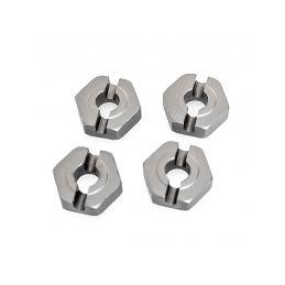 DB8SL hliníkové unašeče kol pro 2mm čepy - 1