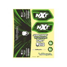 Nálepky NXT EP - 1