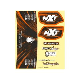 Nálepky NXT GP - 1