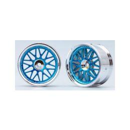 10-paprskové disky (Modré) - 1