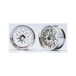 10-paprskové disky (Chromová) - 1